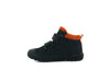 75802_438 | Baskets enfant TILIK K | NAVY/ORANGE