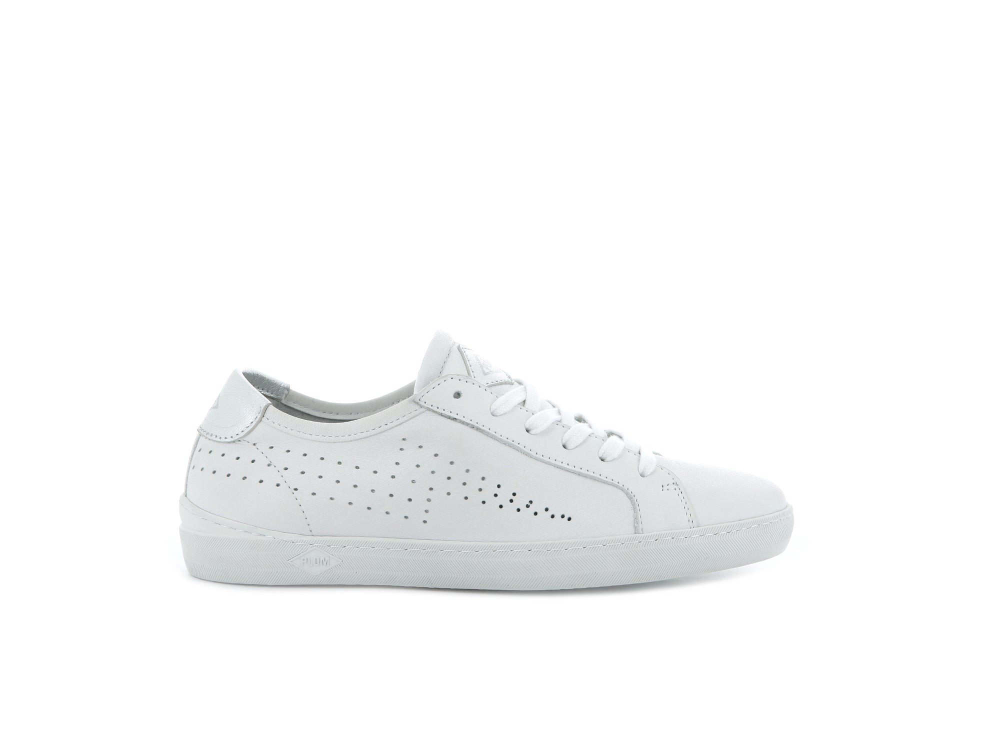 76055_420 | Baskets femme NARCOTIC PORTO | WHITE