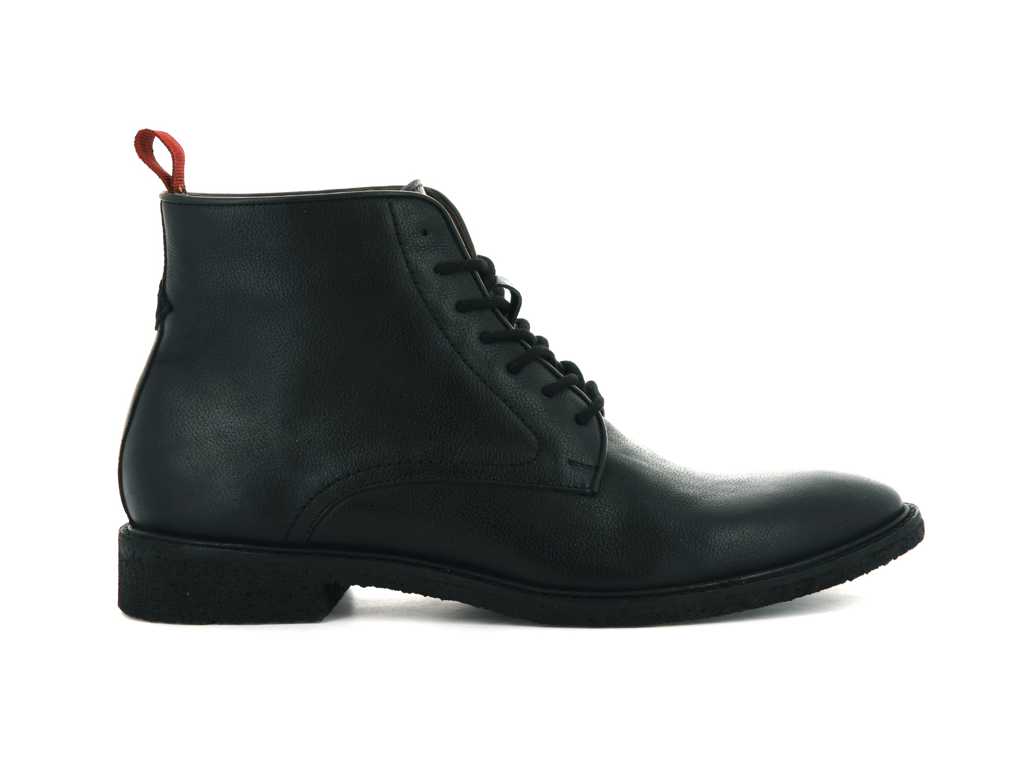 76283_315 | Bottines homme ANNIBAL DDM | BLACK