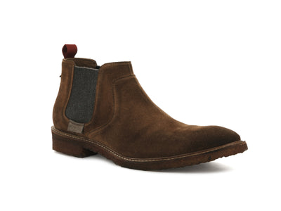 76284_198 | Bottillons homme ANARCHIA SUD | TOBACCO