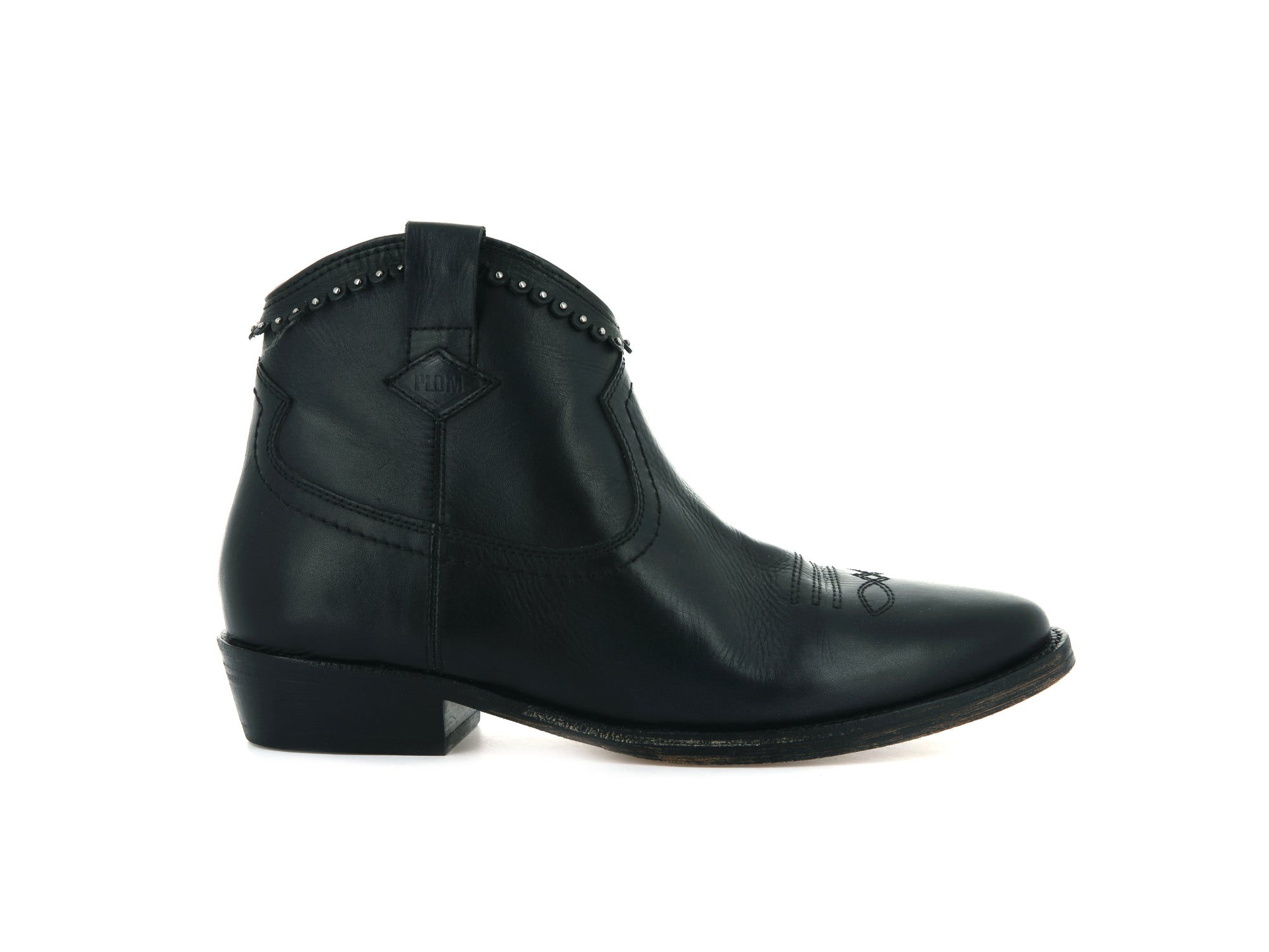 76324_315 | Bottines femme WALKYRIE THD | BLACK