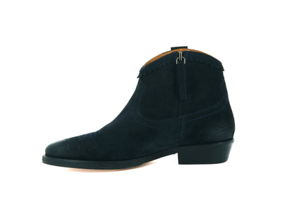 76325_089 | Bottines femme WALKYRIE SUD | NAVY