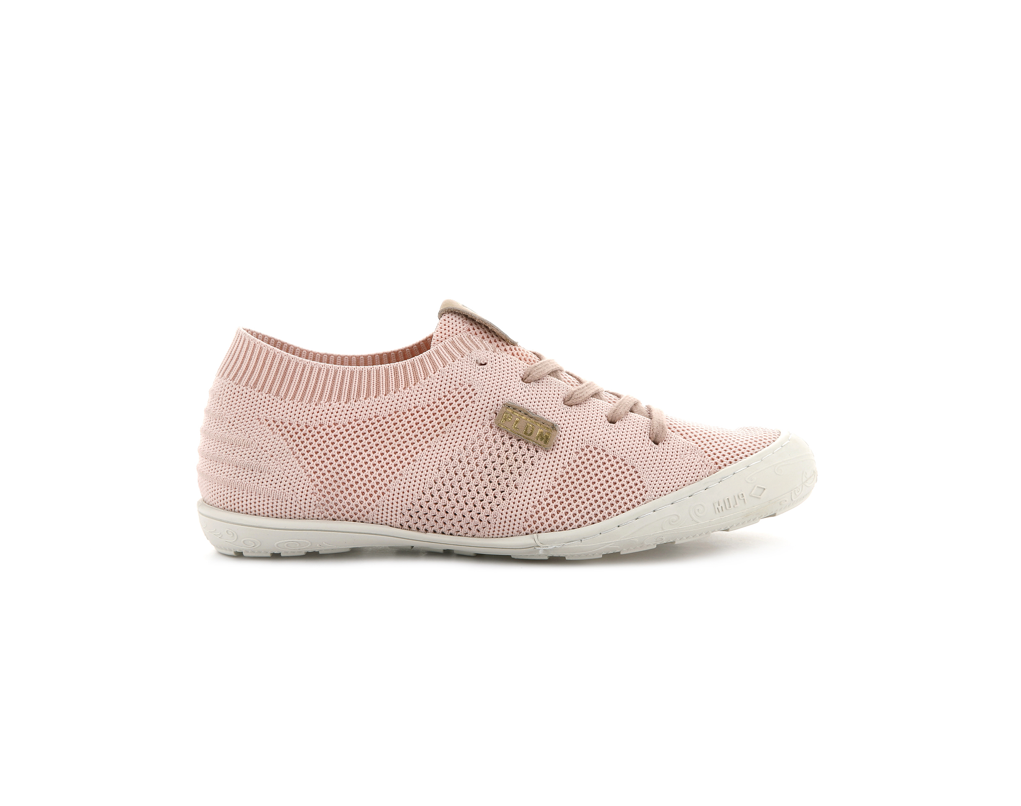 76513_L57 | Basket Femme GLORIEUSE | ROSE DUST