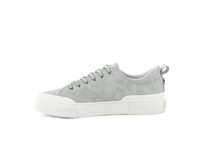 76554_056 | Basket Femme STUDIO 02 | LIGHT GREY