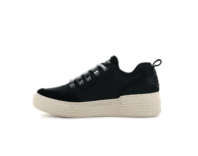 76797_315 | Baskets Femme EGO 05 WARM | BLACK