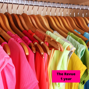 THE REVUE- 1 year membership