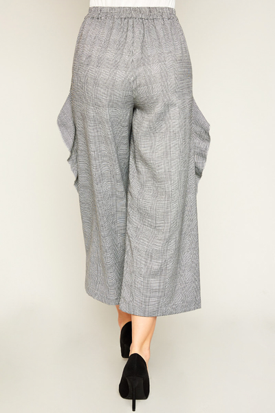 SEEMA RUFFLE PANTS
