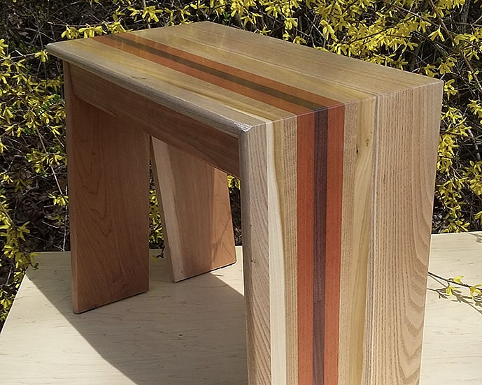 Waterfall Stool