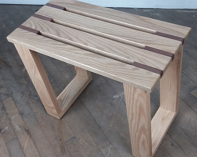 Boat Deck Stool