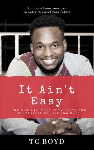 It Ain't Easy Book