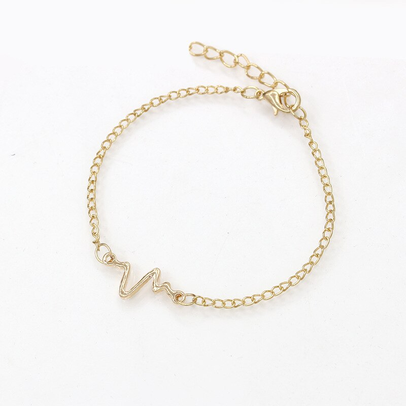 THE WHIMSY COLLECTION - HEARTBEAT BRACELET