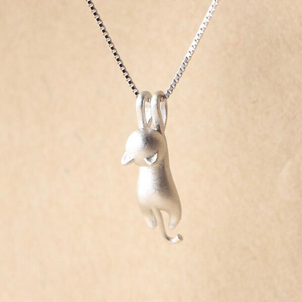 THE WILD LIFE COLLECTION - CAT NECKLACE