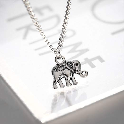 LUCKY ELEPHANT BAREFOOT ANKLET
