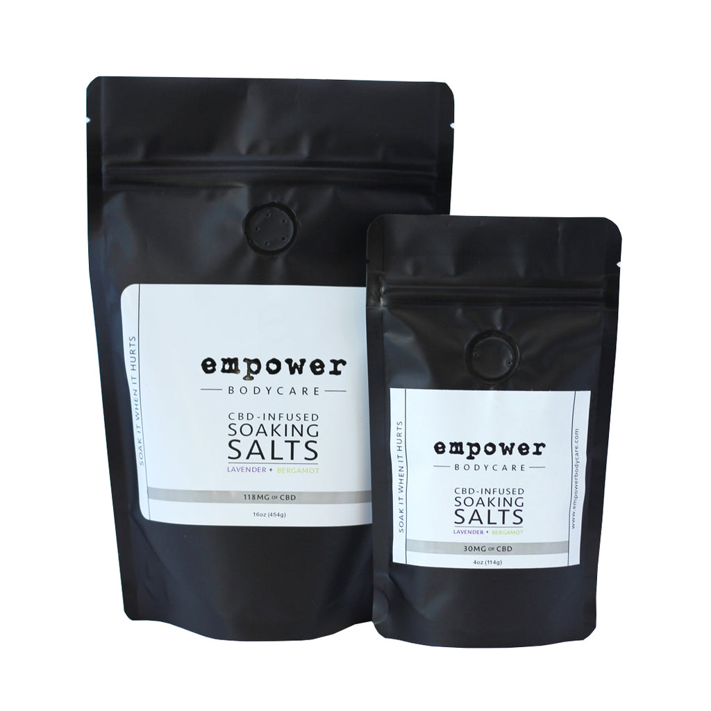 SOAKING SALTS BY EMPOWER