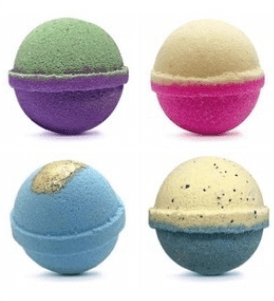 BATH BOMBS BY THE GEORGIA HEMP COMPANY