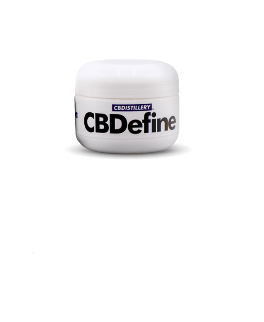 CBDEFINE SKIN CREAM BY CBDISTILLERY