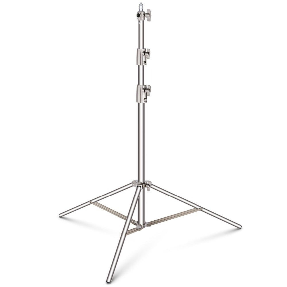STAINLESS STEEL HEAVY DUTY LIGHT STAND