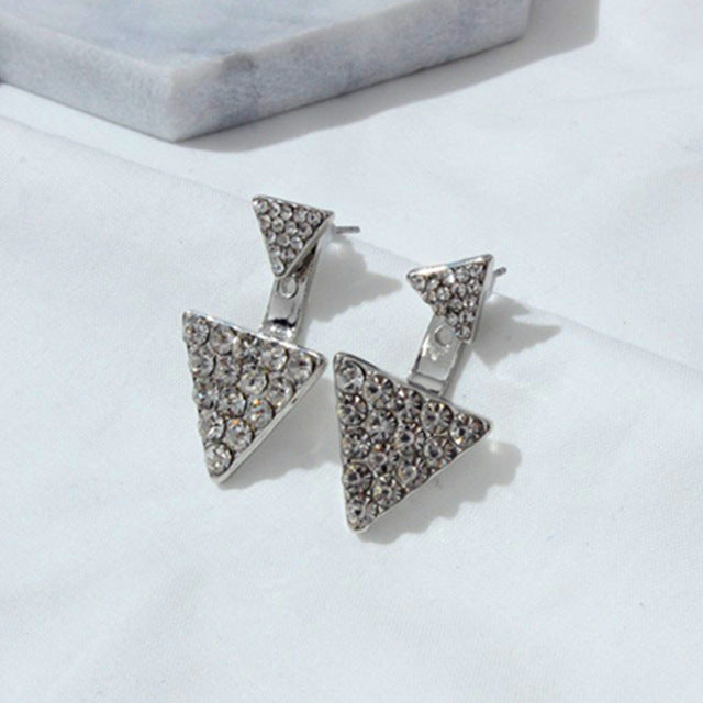 THE WHIMSY COLLECTION - FRONT-BACK EARRINGS