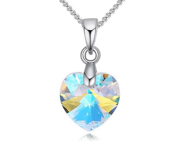 THE PHANTASY COLLECTION - AGUA DROP GEM NECKLACE