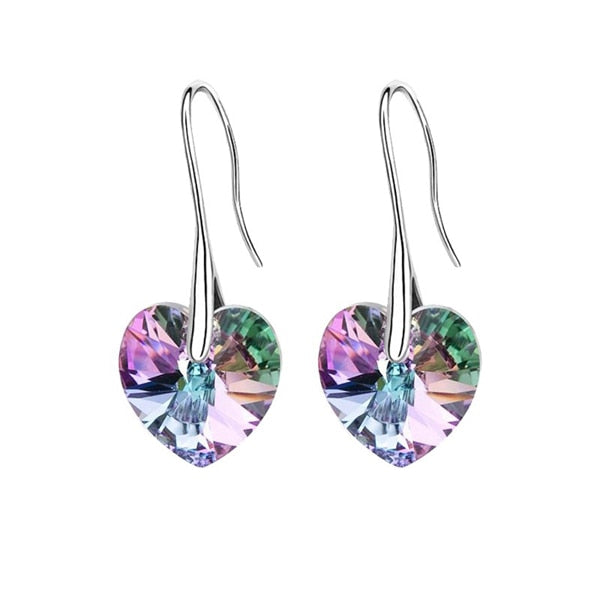 THE PHANTASY COLLECTION - LOVE DROP GEM EARRINGS