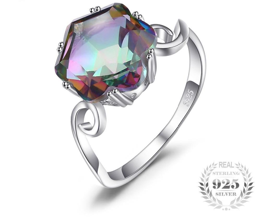 THE PHANTASY COLLECTION - MYSTIC TOPAZ STERLING SILVER RING
