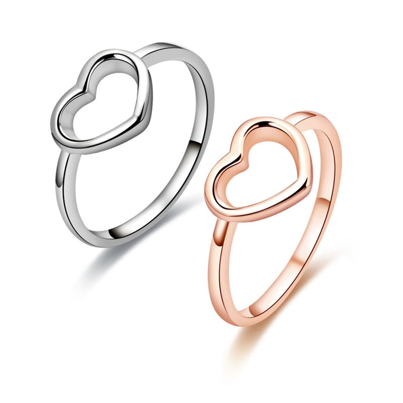 THE SOL COLLECTION - LA FEMME ROSE GOLD RING