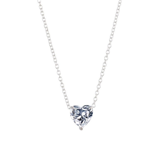 THE SOL COLLECTION - GODDESS HEART NECKLACE