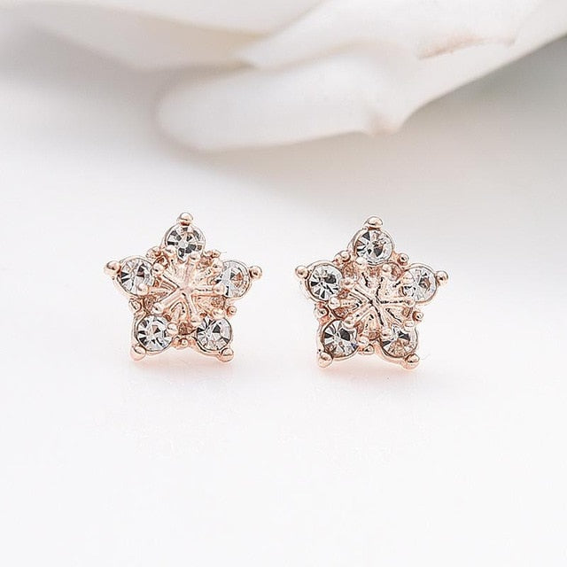 THE SOL COLLECTION - STAR STUD EARRINGS