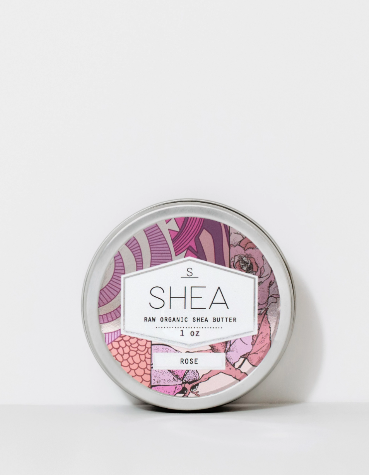 ROSE SHEA BUTTER BY SHEA BRAND