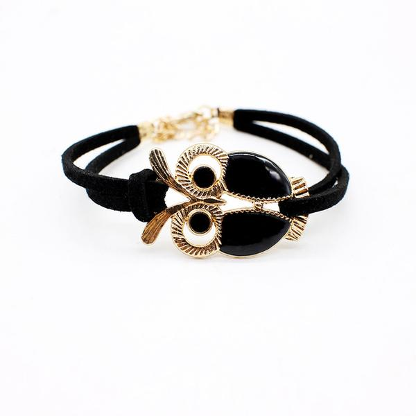 THE WILD LIFE COLLECTION - OWL & ICE PHASHION ANIMAL BRACELET