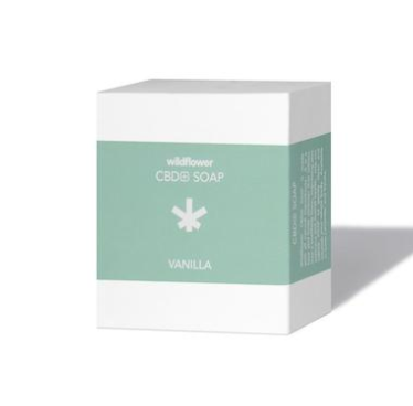 VANILLA SOAP BY WILDFLOWER