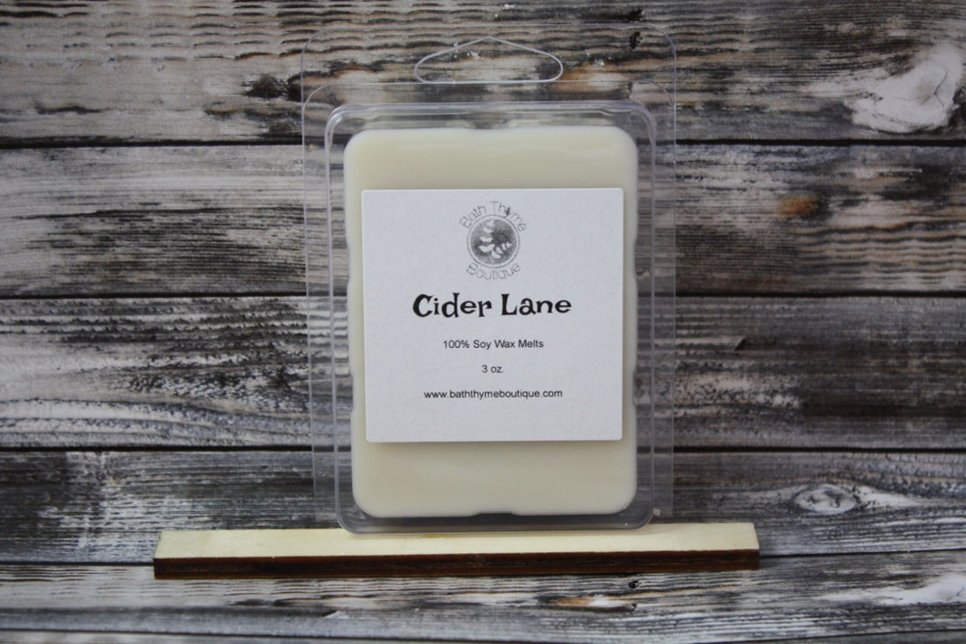 Cider Lane Soy Wax Melts