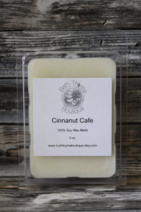 Cinnanut Cafe Soy Wax Melts