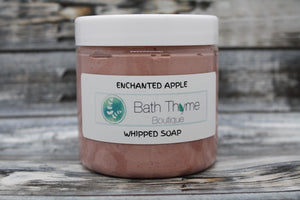 Enchanted Apple Whipped Soap