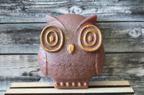 Fall Breeze Owl Soap
