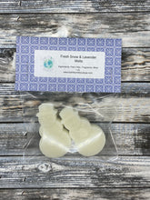Fresh Snow & Lavender Snowman Wax Melts