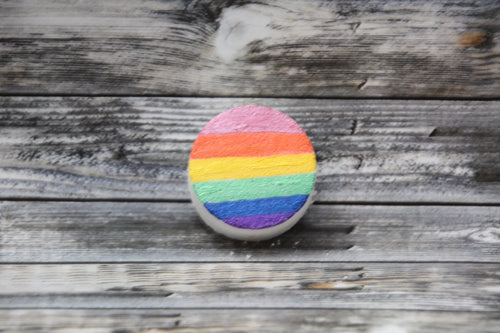 Fruity Pebbles Rainbow Mini Shower Bomb