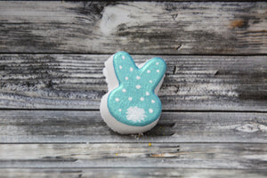 Fruity Pebbles Teal Bunny Mini Shower Bomb