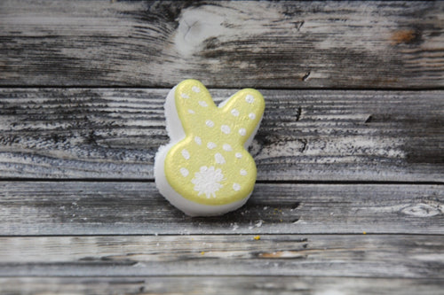 Fruity Pebbles Yellow Bunny Mini Shower Bomb