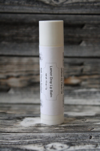 Lemon Drop Lip Balm