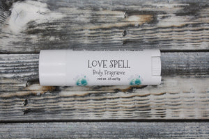 Love Spell Body Fragrance Stick