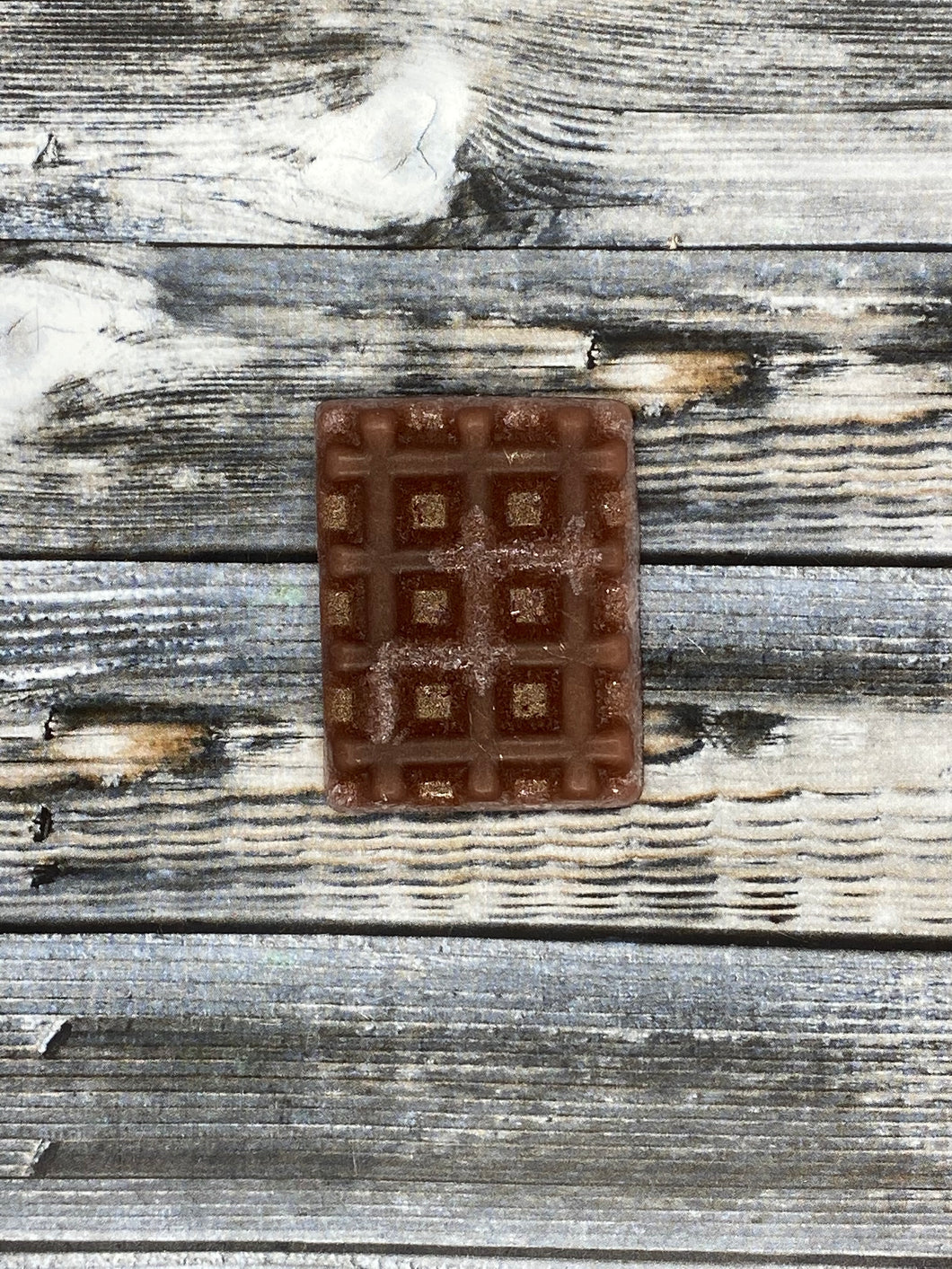Nutcracker Mini Waffle Wax Melts
