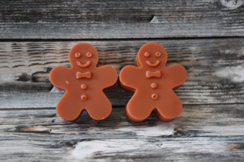 Oh Snap Soy Wax Gingerbread Men