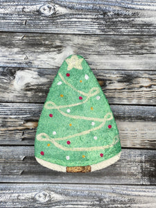 Christmas Tree w/ Gold Star Bath Bomb