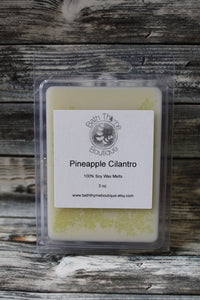Pineapple Cilantro Soy Wax Melts
