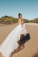 Load image into Gallery viewer, Alicia Bodysuit & Skirt - Oscar & Ivy Bridal