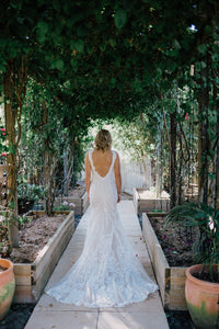 Wedding Dress - Aurora - Oscar & Ivy Bridal