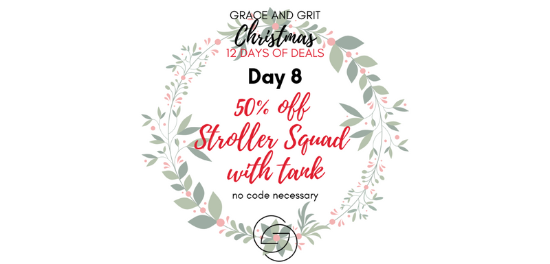 Grace and Grit Christmas 12 Days of Deals Day 8 banner