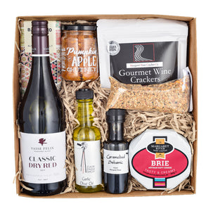 Wine and Cheese Gift Hamper Margaret River