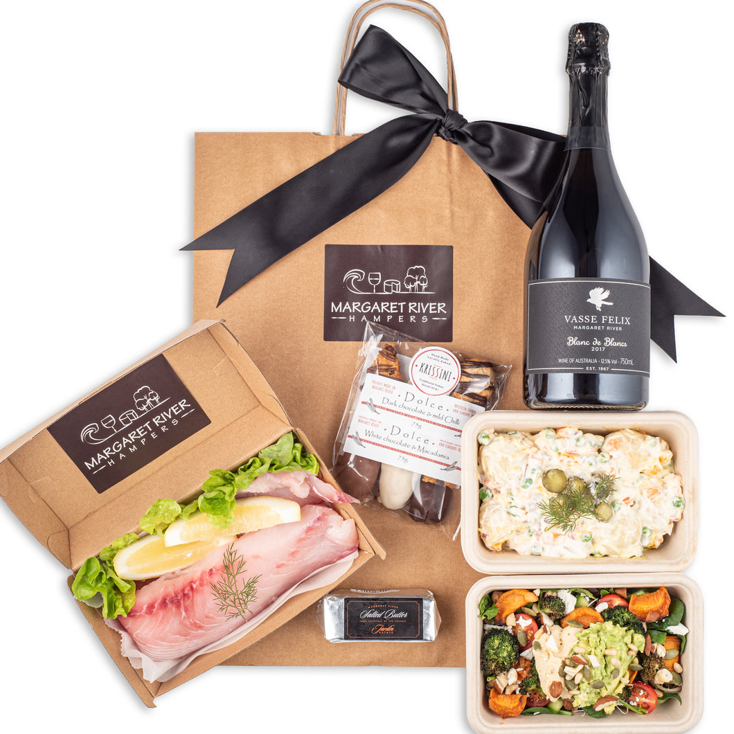 Seafood Dinner Hamper Margaret River